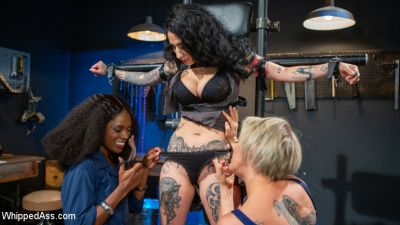 WhippedAss – December 5, 2019 – Dee Williams, Ana Foxxx, Arabelle Raphael