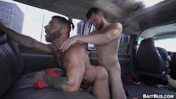 Eddy Takes A Big Dick Up His Ass with Jacob Peterson