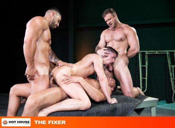 HH - The Fixer - Austin Wolf, Skyy Knox, Arad Winwin, Tyler Roberts
