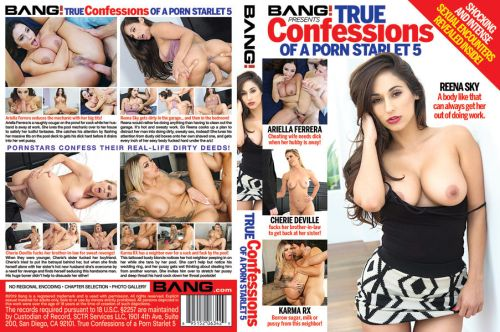True Confessions Of A Porn Starlet 5 (2019) WEBRip / SD / *MKV*