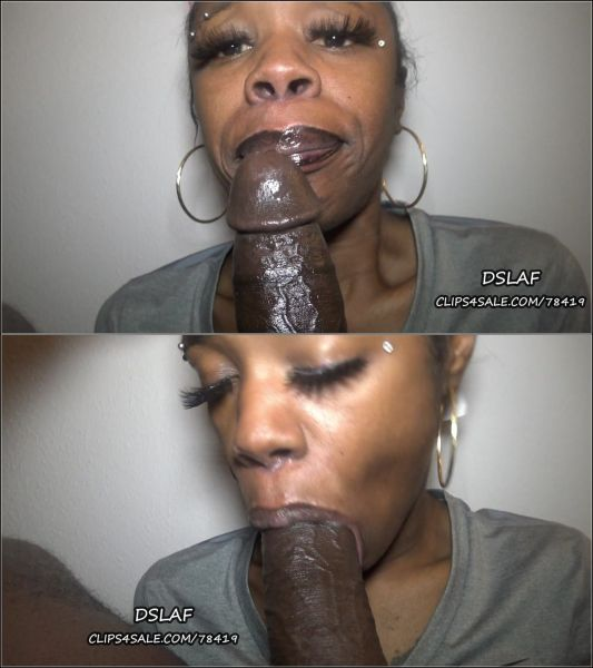 Clip4Sale - DSLAF - Epic Dick Sucking Lips On Jamaican Lipz (09.12.2019) with Dick Sucking Lips And Facials (FullHD/1080p) [2019]