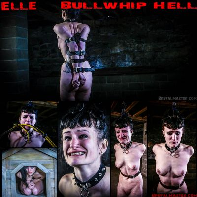 BrutalMaster – Elle | 10 June 2019