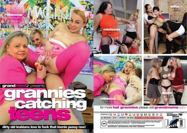 Grannies Catching Teens (2019)
