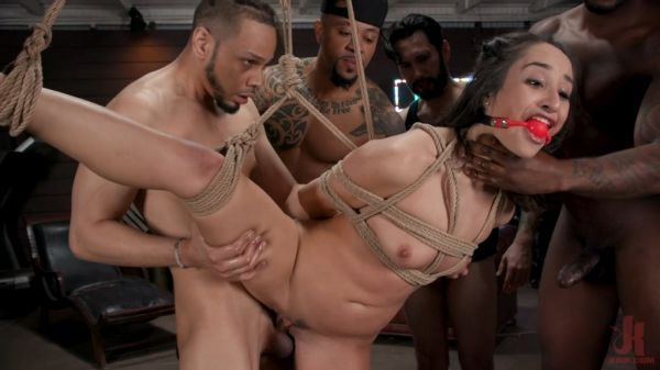 Isabella Nice Pays off Debt with All Her Holes