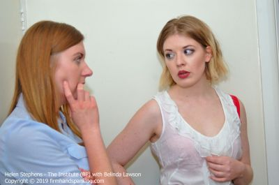 FirmHandSpanking - Helen Stephens - The Institute - BP