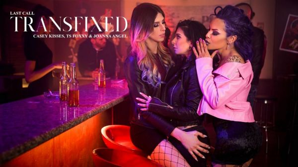Joanna Angel, Casey Kisses and TS Foxxy - Last Call (2019 / FullHD 1080p)