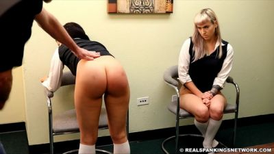 Spanked Together (Part 4 of 4)