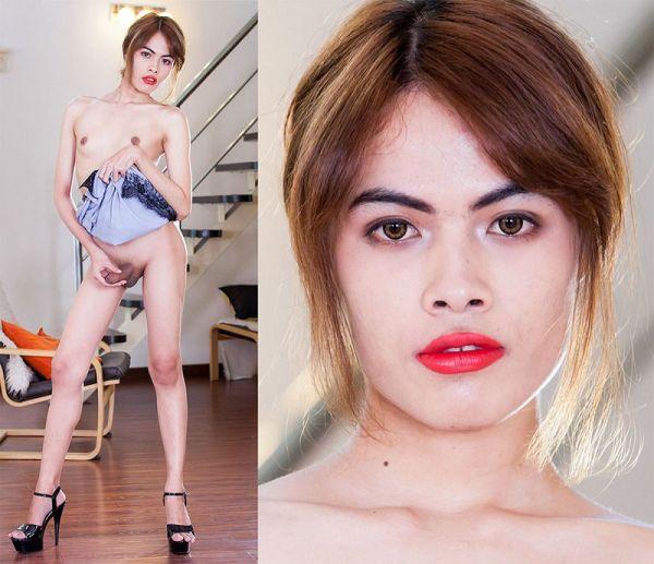 Gigi - Charming Gigi Jerks And Cums