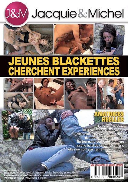 Jeunes blackettes cherchent experiences
