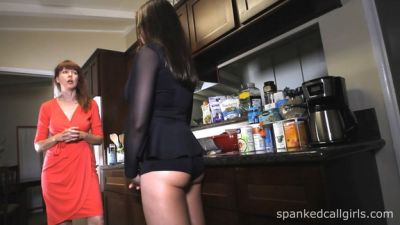SpankedCallGirls – Blair Williams Wrongfully Spanked