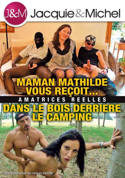 Maman Mathilde vous recoit - Dans le bois derriere le camping