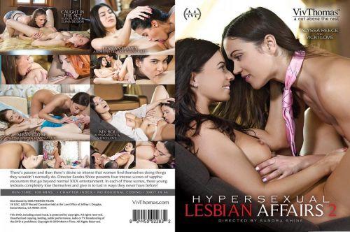 Hypersexual Lesbian Affairs 2 (2019)