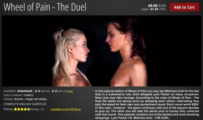ElitePain – Wheel of Pain – The Duel