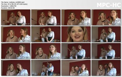 FirmHandSpanking - Belinda Lawson & Helen Stephens - Candid Confessions Interview