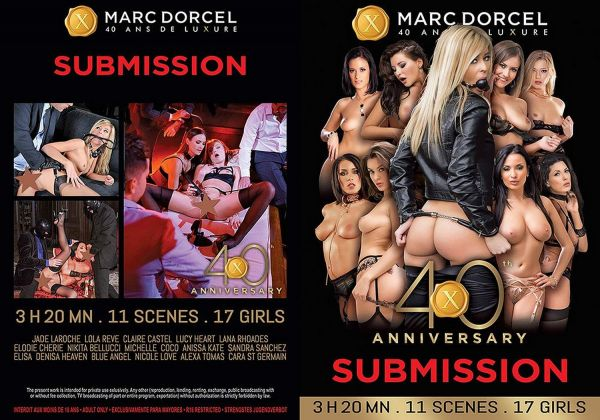 40th Anniversary Submission (2019) Marc Dorcel