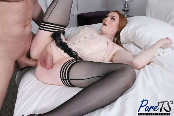 Emma DeLynn - Voluptuous TS Student Gets Analized Aftter Class [HD 720p] (Pure-TS)