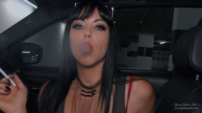 Humiliated bitch Taken for a Ride – Goddess Kims Fantasies