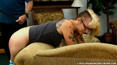RealSpankingsNetwork – Devon's Mouth Gets Her in Trouble